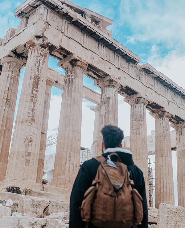 greece best spots acropolis overview